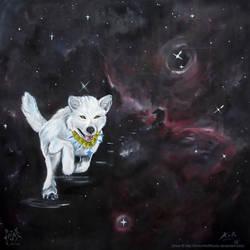 The Celestial Steps by LKE-Kola