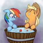 Apple Bobbing Season Is One Year Long