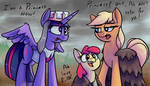 Twilight Sparkle and the Holy Grail