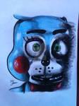 Five Nights at Freddys 2 (Bonnie)