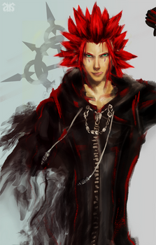Axel: A Naughty Thought