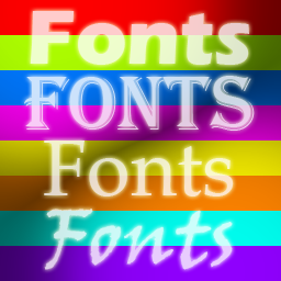 Fonts Manager by Splact