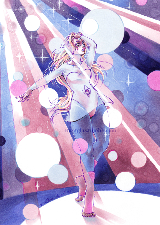 Let's update: August 2015 A5 Rainbow Quartz from Steven Universe