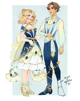 Paulina and Raphael