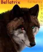 Bellatrix Avvie by Str0ngwolf