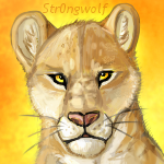 Avatar Lioness by Str0ngwolf