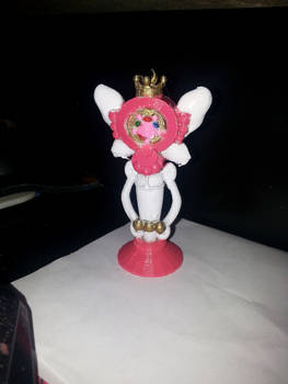 3d Printed  Sailor Moon Holy Chalice Grail (Stars)