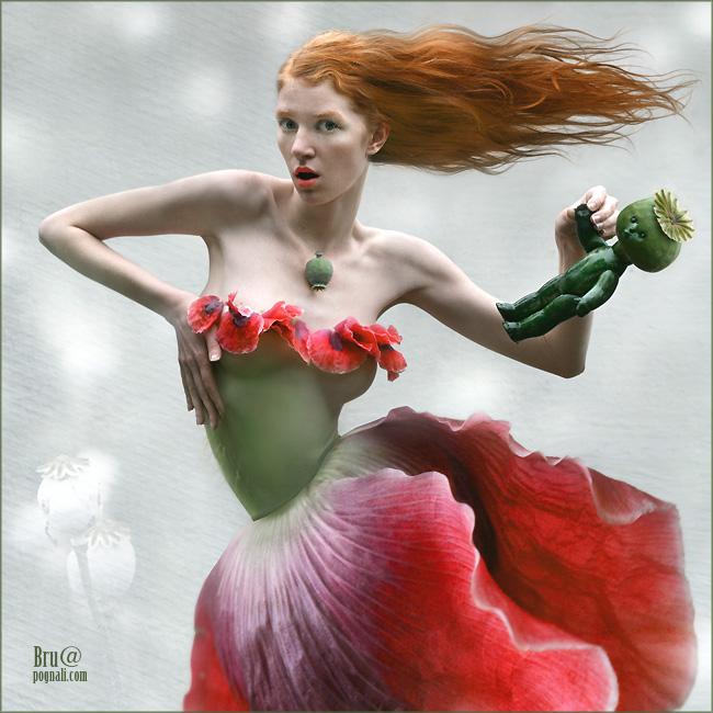 Poppy doll. by Bru2sha