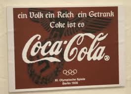 Nazis drink Coke! by tigergirl1945