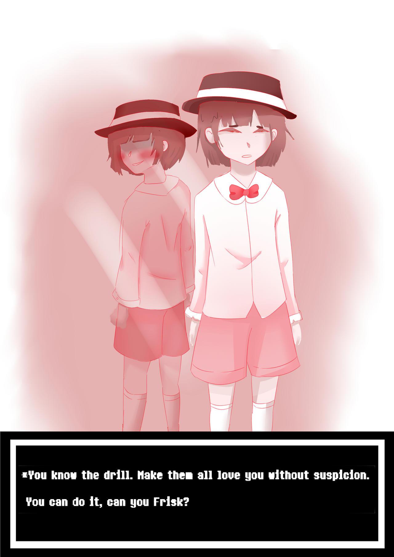 A tale of not siblings - 1 9
