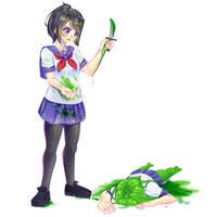 Spinach Juice by HanaPiana