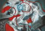 The World Inside - Terranigma Cover Fanart by SteveOdinson