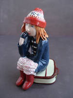 Amelia Pond by candymonsters