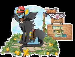 Emery the Luxray