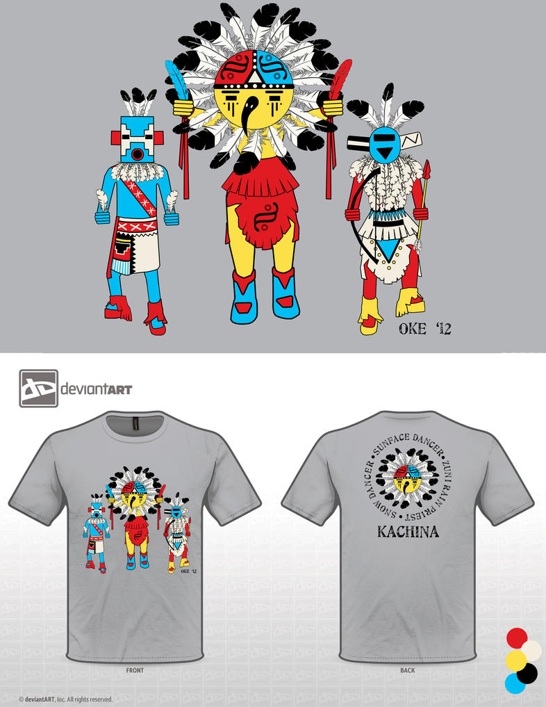 Kachina Design by CriticsWeAre
