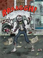 RRAAGGHH in Colour by jargonjones