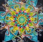 Mandala10 by hadas64