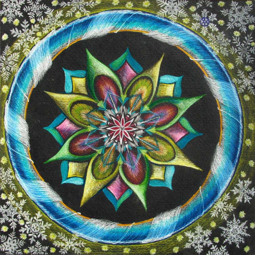 Mandala 72 by hadas64