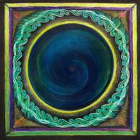 a healing Mandala by hadas64