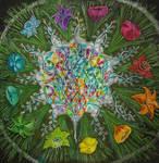 Mandala 91 Hidden Truth