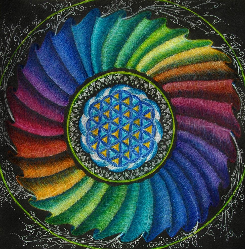 Mandala 92 by hadas64