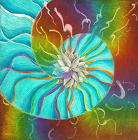 Mandala 100. RAINBOW!!! by hadas64