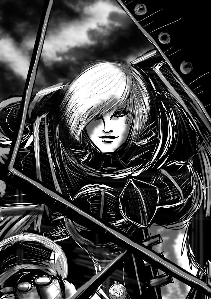 Sister of Battle - Take Heart by adamantis