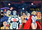 Justice League International - Celebration