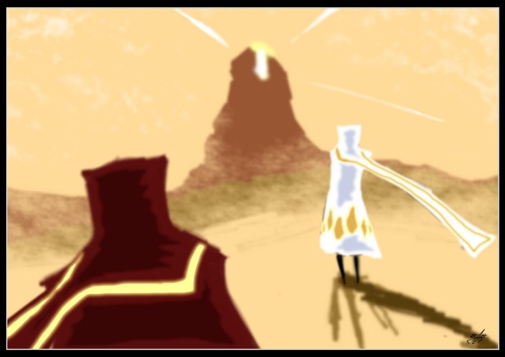 Journey by adamantis