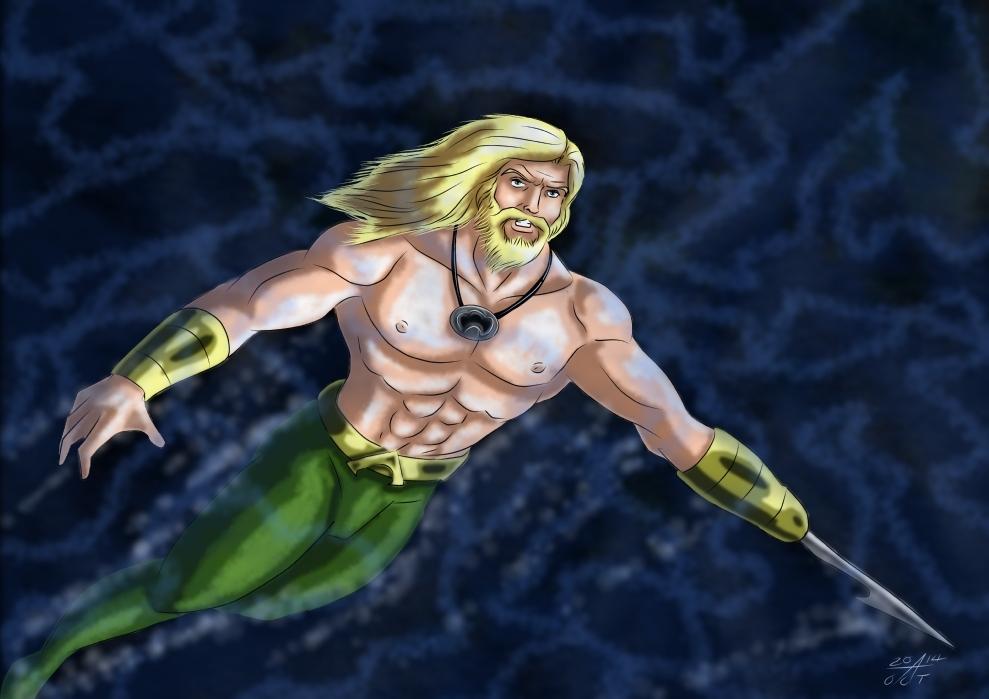 Aquaman - Modern Era by adamantis