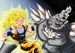Goku Vs Doomsday