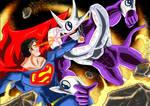 Superman Vs Cooler