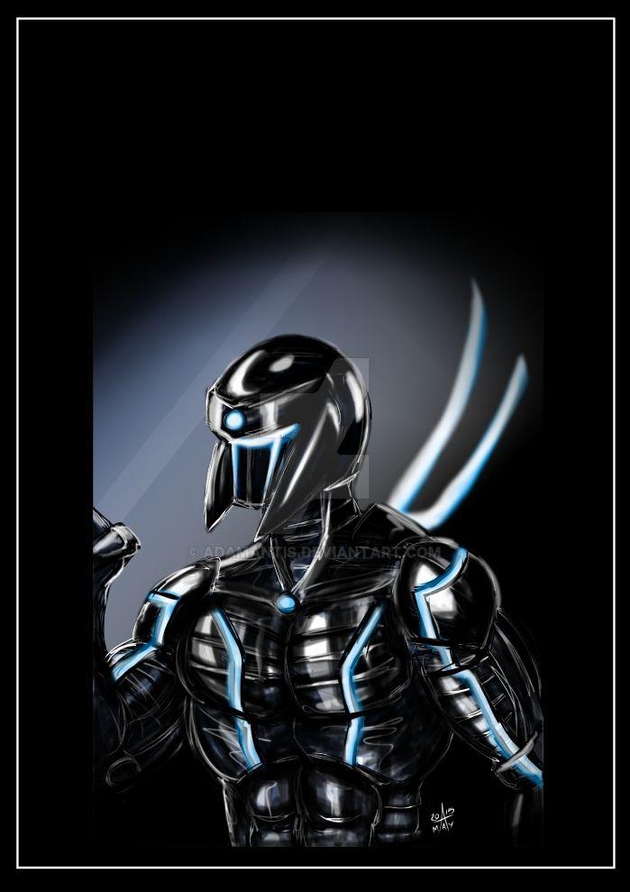 Cyber by adamantis