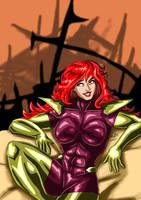 Maxima ( DC Comics ) by adamantis