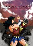 Wonder Woman Vs Baron Reiter
