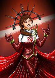 Lotara Sarrin, The Conqueror by adamantis