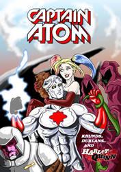 Captain Atom/Harley Quinn - INVASIONS by adamantis