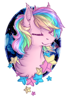 Paper Stars [Gift] by hazepages