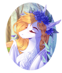 Flower Crown [YCH]