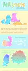 Jellycats Guide [Open Species] by hazepages