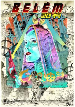 Belem2019 poster