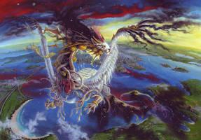 Hordes of Heaven by donnaquinn