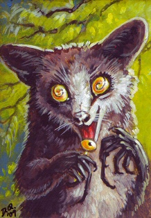 ACEO: Aye Candy by donnaquinn