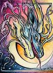 Eloren - dragon ACEO