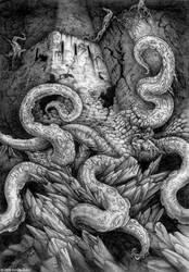 The House of Cephalopod by donnaquinn