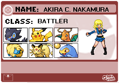PV: Akira Trainer Card by Unreturned