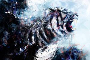 Tiger's Roar by TheToiletCleaner