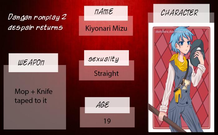 SPDR2 Signup sheet: Kiyonari Mizu by CadenGallic