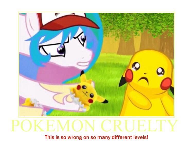 A Pokemon/MLP Motivational Poster - 84.7KB