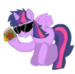 Twilight and Her Handy Dandy Notebook